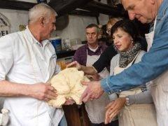 Workshop rijstevlaai en brood bakken